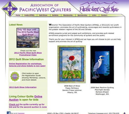 Association of Pacific West Quilters