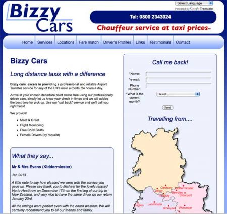 Bizzy Cars