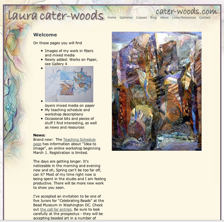 Laura Cater-Woods