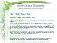 Clover Cottage Counselling