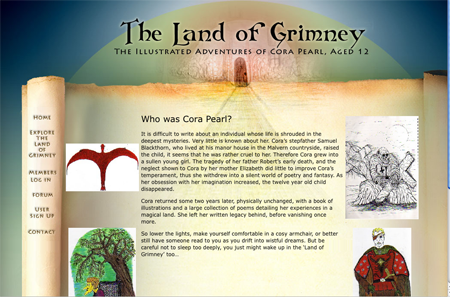 The Land of Grimney