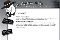 Ms Mystery Quilts