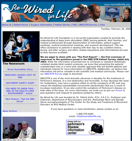 Re-Wired for Life Foundation