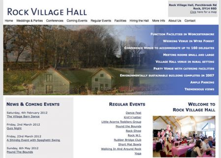 Rock Village Hall