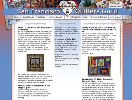 San Francisco Quilters Guild