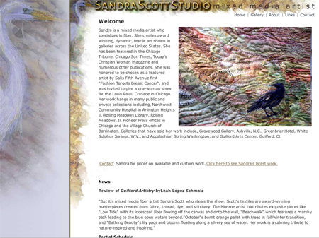 Sandra Scott Studio