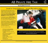 AB Private Hire Taxis