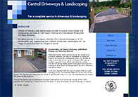 Central Drives and Landscaping