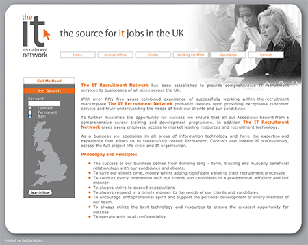 IT Recruitment Networks
