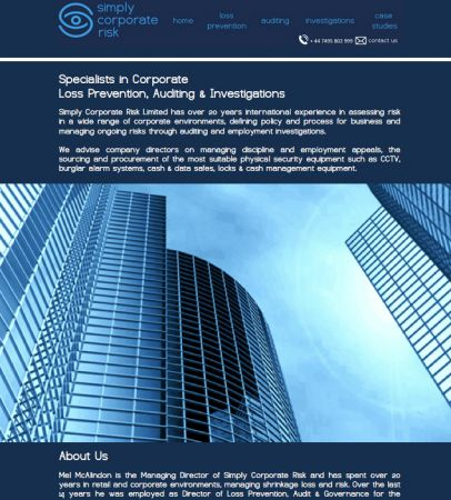 Simply Corporate Risk Limited