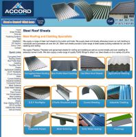 Accord Steel Cladding