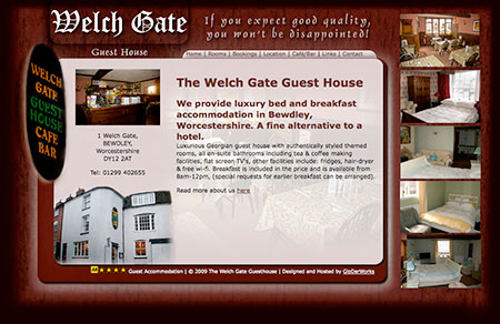 Welch Gate Guest House